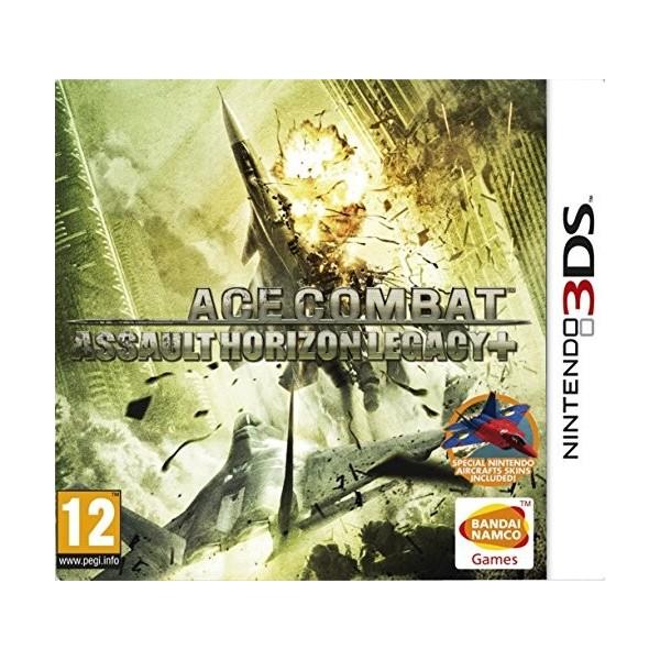 ACE COMBAT ASSAULT HORIZON LEGACY + 3DS VF OCC