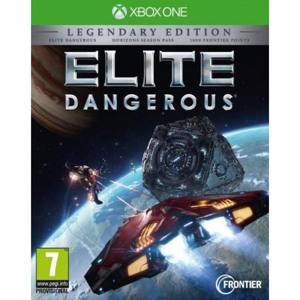 ELITE DANGEROUS XBOX ONE FR NEW