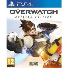 OVERWATCH ORIGINS EDITION PS4 VF