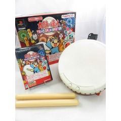 TAIKO NO TATSUJIN: TAIKO DRUM MASTER BOX AVEC TAMBOUR PS2 NTSC-JPN OCCASION