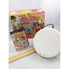 TAIKO NO TATSUJIN: GO! GO! GODAIME (BOX + TAMBOUR) PS2 NTSC-JPN OCCASION