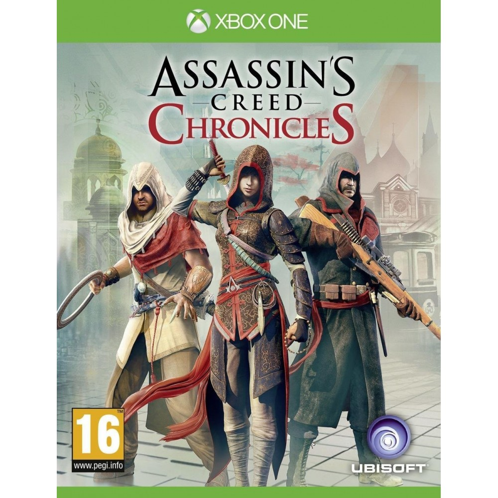 ASSASSIN S CREED CHRONICLES XONE VF