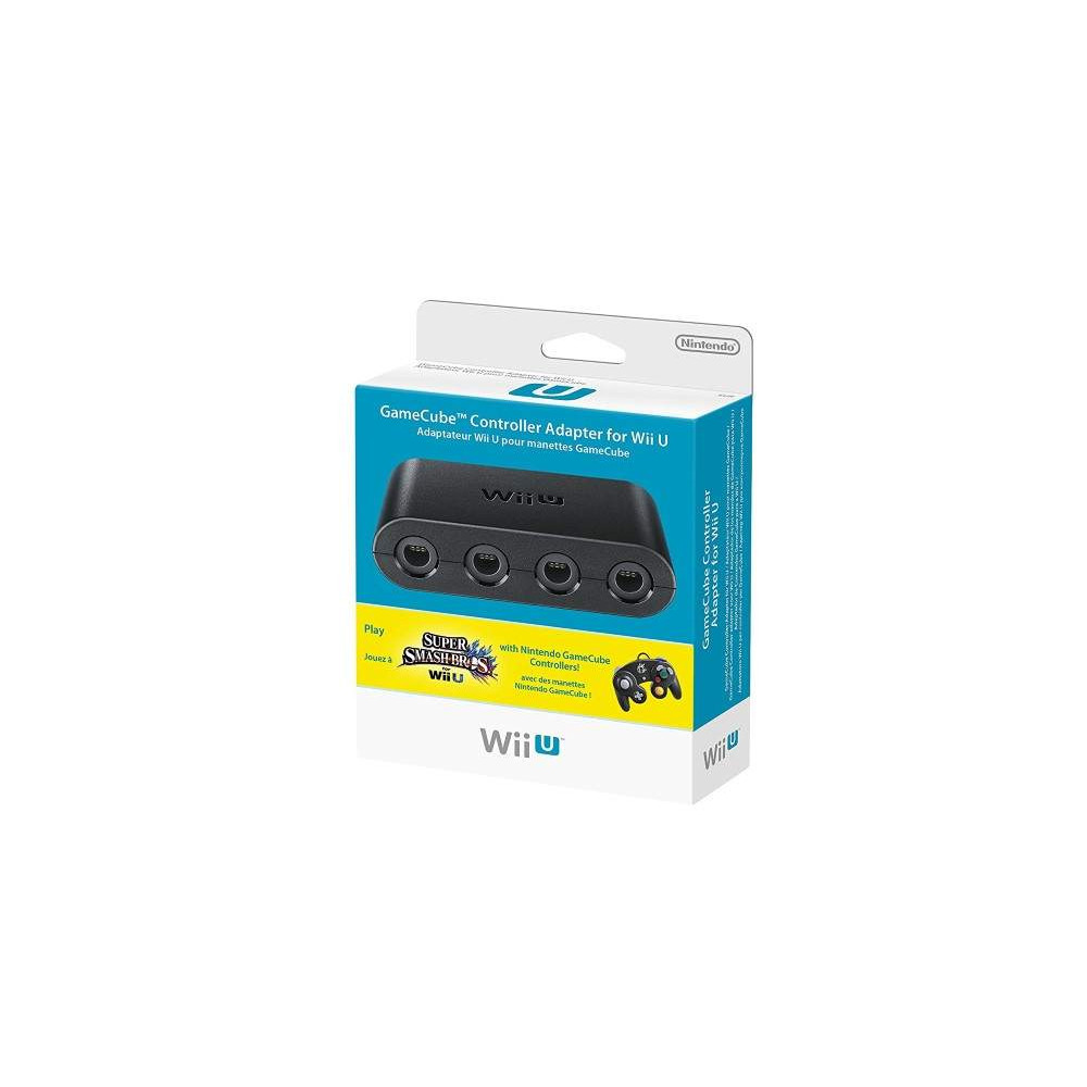 GAMECUBE CONTROLLER ADAPTER FOR WIIU OCCASION