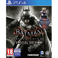 BATMAN ARKHAM KNIGHT SPECIAL EDITION PS4 VF OCC