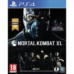 MORTAL KOMBAT XL PS4 UK NEW