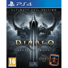 DIABLO 3 REAPER OF SOULS ULTIMATE EVIL EDITION PS4 ANGLAIS NEW
