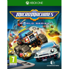 MICROMACHINES WORLD SERIES XONE EURO FR NEW
