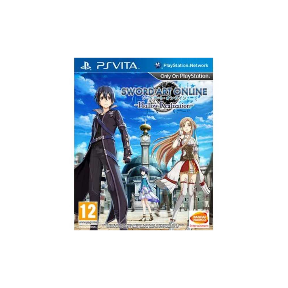 SWORD ART ONLINE HOLLOW REALIZATION PSVITA FR OCCASION