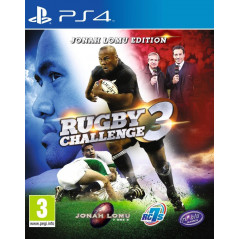 RUGBY CHALLENGE 3 PS4 FR OCCASION