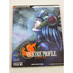 GUIDE VALKYRIE PROFILE LENNETH BOOK USA OCCASION