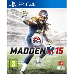MADDEN NFL 15 PS4 FR OCCASION
