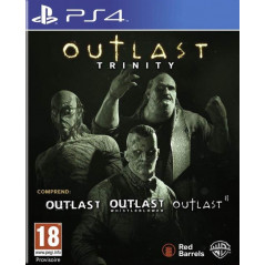 OUTLAST TRINITY PS4 EURO FR NEW