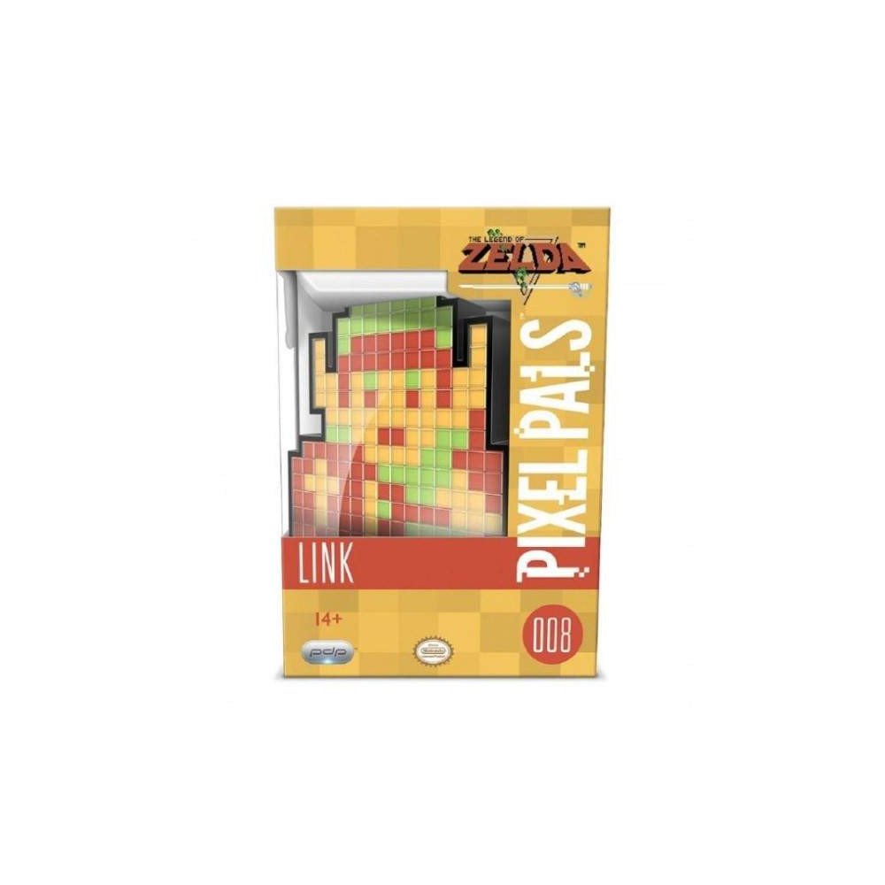 PIXEL PALS LIGHT UP LINK 8 BIT EURO NEW