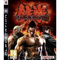 TEKKEN 6 PS3 FR OCCASION