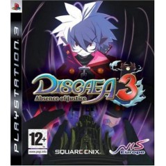 DISGAEA 3: ABSENCE OF JUSTICE PS3 FR OCCASION