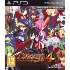 DISGAEA 4 PS3 PAL-FR OCCASION