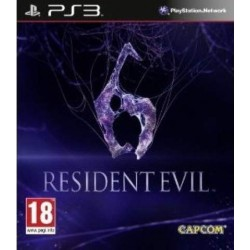 RESIDENT EVIL 6 PS3 PAL OCCASION