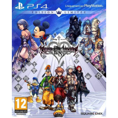 KINGDOM HEARTS 2.8 FINAL CHAPTER PROLOGUE LIMITED EDITION PS4 EURO FRANCAIS OCCASION