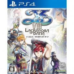 YS VIII LACRIMOSA OF DANA PS4 JPN OCCASION