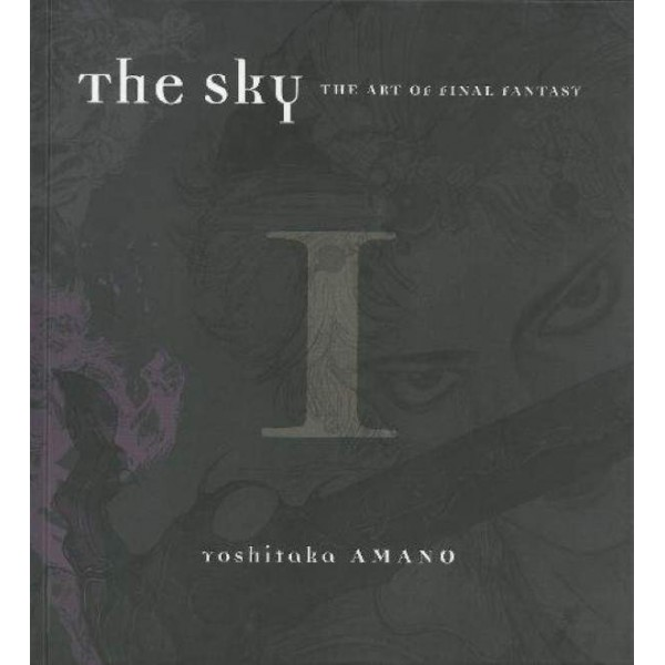 THE SKY THE ART OF FINAL FANTASY VOL.01 NEW