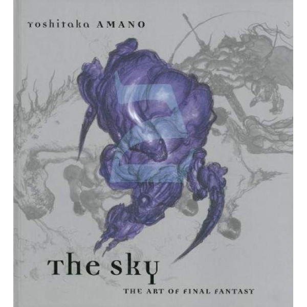 THE SKY THE ART OF FINAL FANTASY VOL.02 NEW