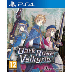 DARK ROSE VALKYRIE PS4 UK OCCASION