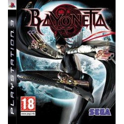 BAYONETTA PS3 FR OCCASION