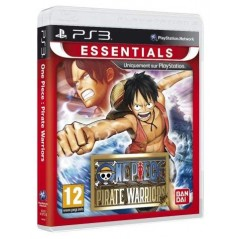 ONE PIECE PIRATE WARRIORS ESSENTIALS PS3 FR OCCASION