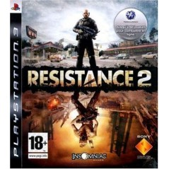 RESISTANCE 2 PS3 FR OCCASION
