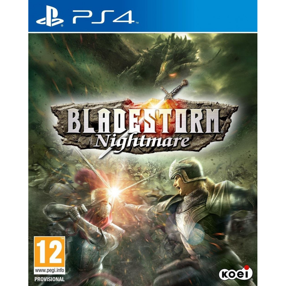 BLADESTORM NIGHTMARE PS4 VF OCC