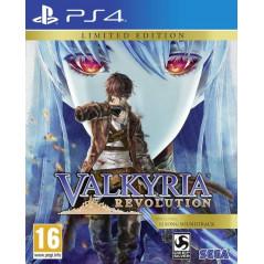 VALKYRIA REVOLUTION EDITION LIMITEE PS4 FR OCCASION
