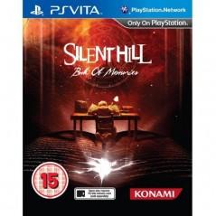SILENT HILL BOOK OF MEMORIES PSVITA UK NEW