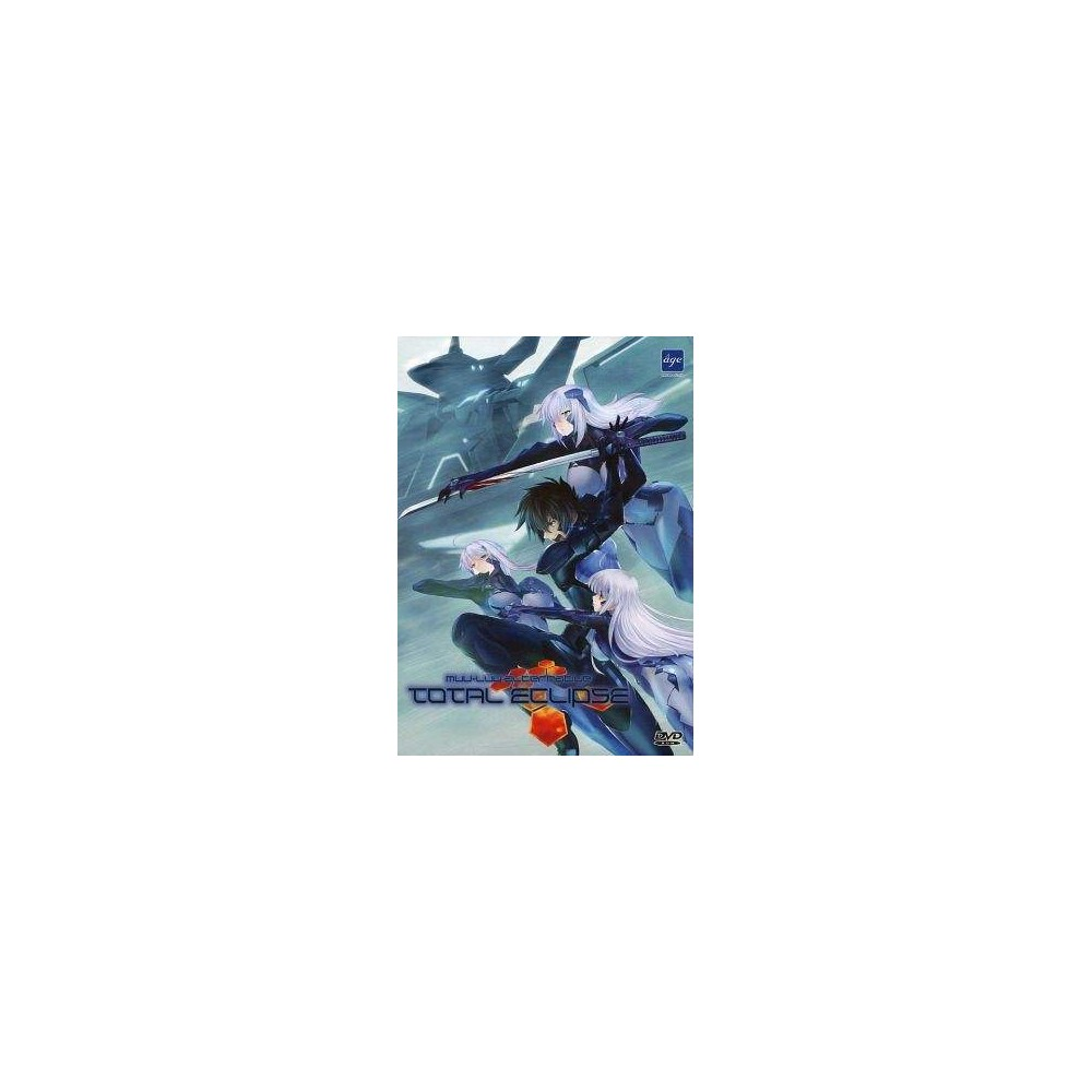 Muv-Luv Alternative - Total Eclipse PC-JPN New
