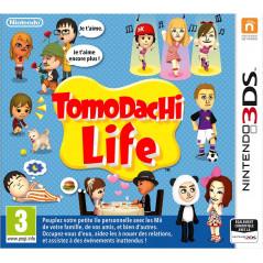 TOMODACHI LIFE 3DS UK NEW