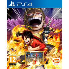 ONE PIECE PIRATE WARRIORS 3 PS4 UK OCCASION