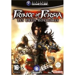 PRINCE OF PERSIA : LES DEUX ROYAUMES GAMECUBE PAL-FRA OCCASION
