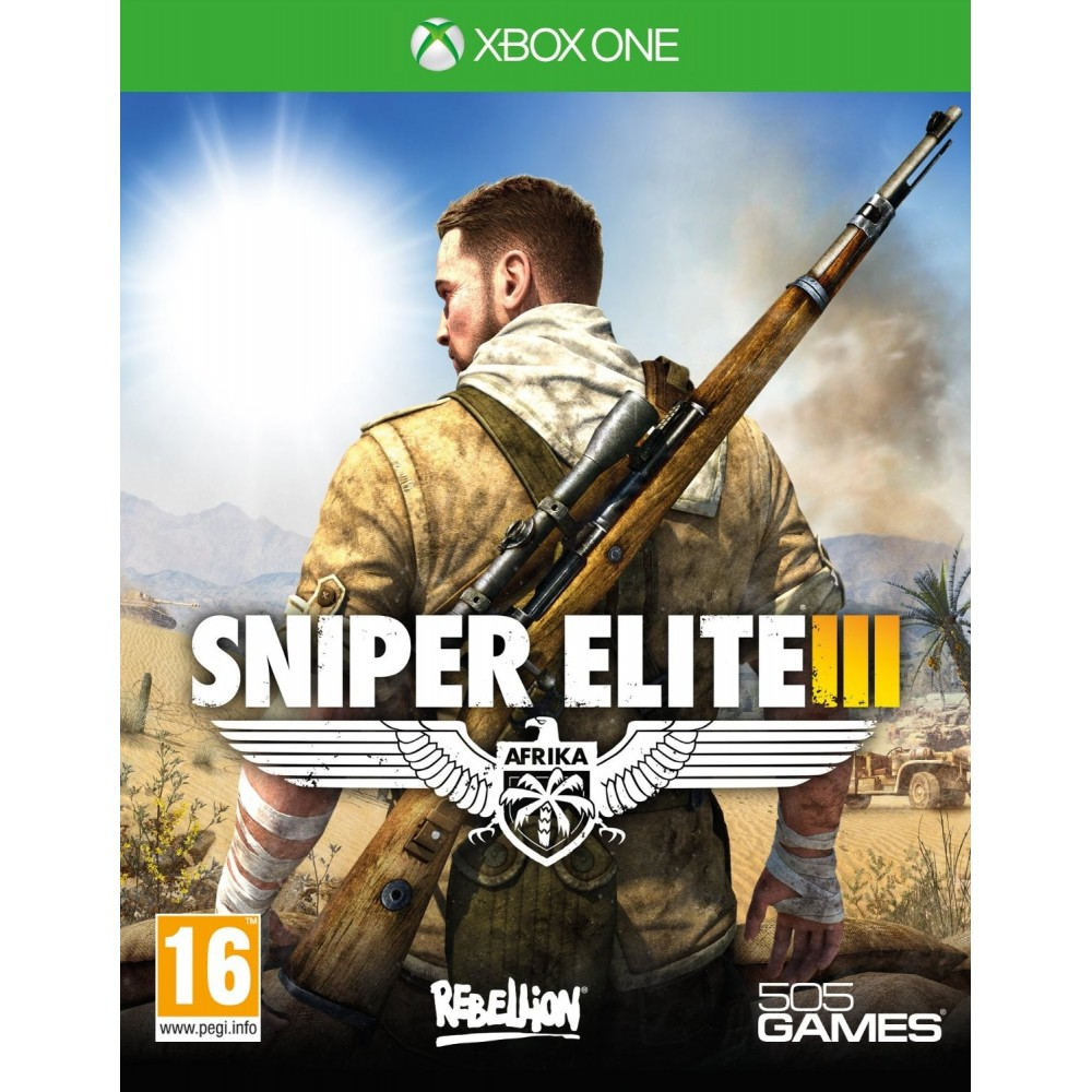 SNIPER ELITE 3 XONE UK OCC