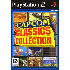 CAPCOM CLASSICS COLLECTION VOL.1 PS2 PAL-FR OCCASION