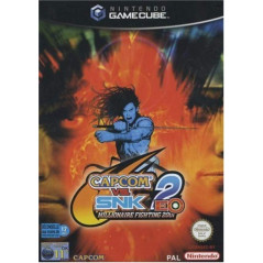 CAPCOM VS SNK 2 EO GAMECUBE PAL-FAH OCCASION