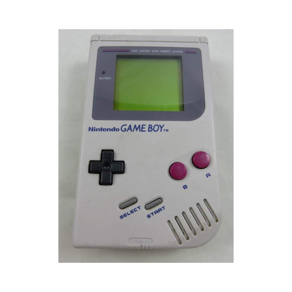 CONSOLE GAMEBOY FAT (DMG-01) EURO OCCASION