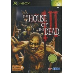 THE HOUSE OF THE DEAD III XBOX PAL-FR OCCASION
