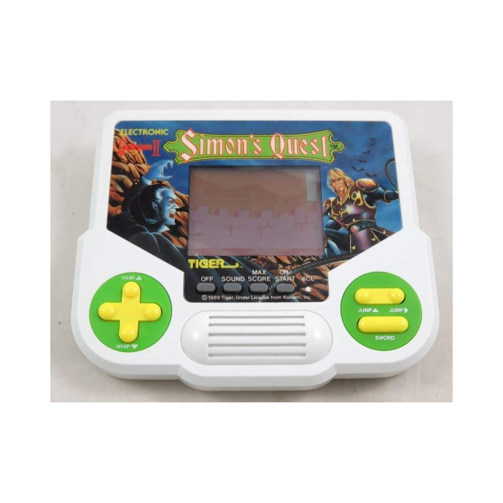 JEU ELECTRONIQUE TIGER CASTLEVANIA II SIMON'S QUEST EURO OCCASION
