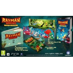 RAYMAN ORIGINS EDITION COLLECTOR PS3 FR OCCASION