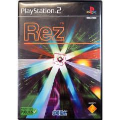 REZ PS2 PAL-FR OCCASION