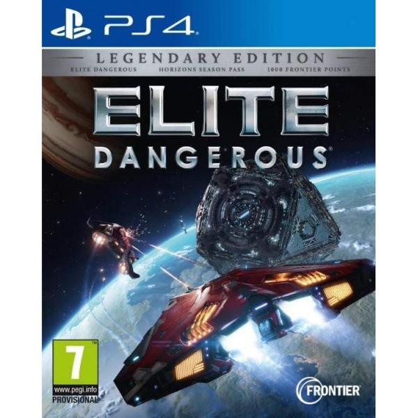 ELITE DANGEROUS PS4 FR OCCASION