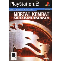 MORTAL KOMBAT ARMAGEDDON PS2 PAL-FR OCCASION