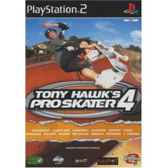 TONY HAWK S PRO SKATER 4 PS2 PAL-FR OCCASION
