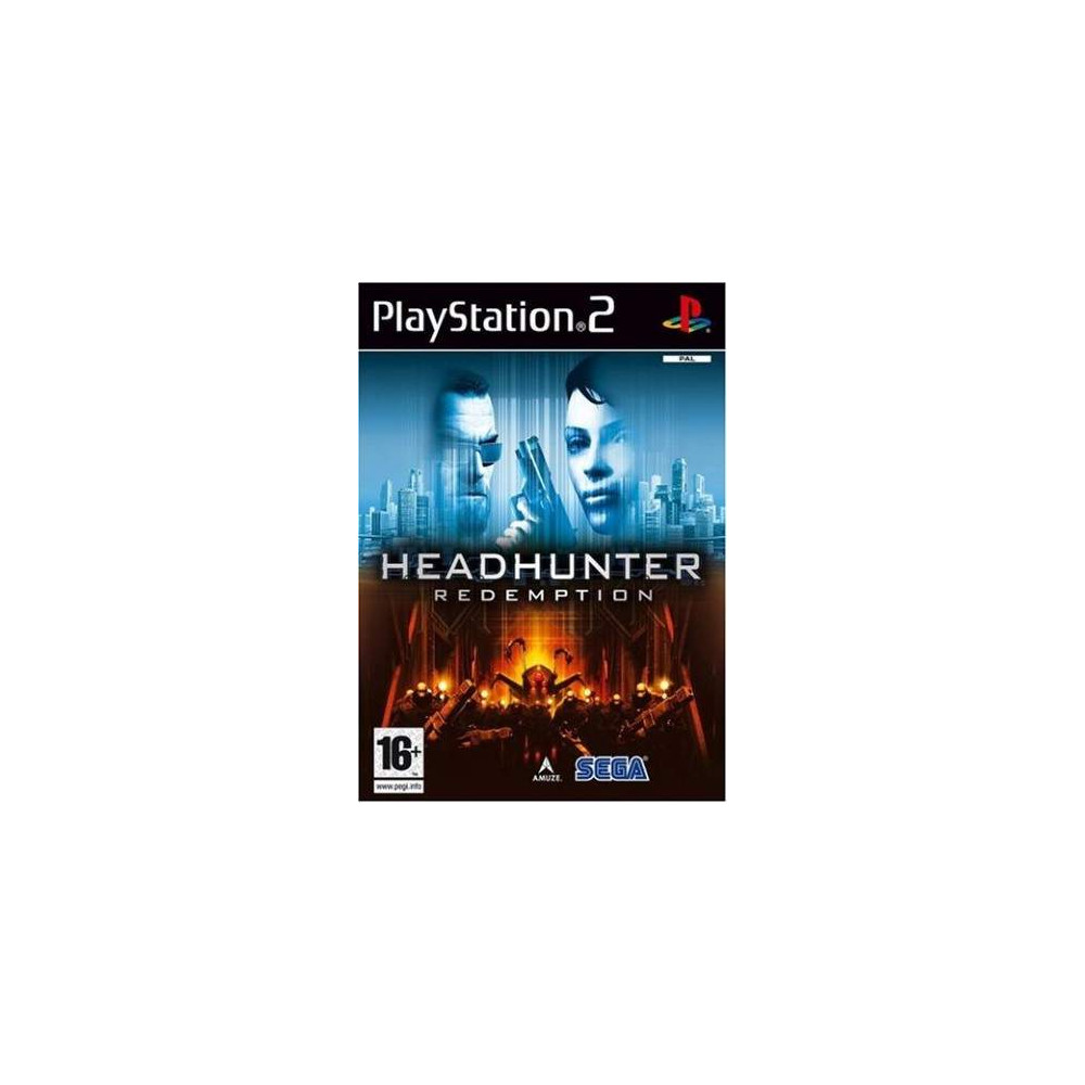 HEADHUNTER REDEMPTION PS2 PAL-FR OCCASION