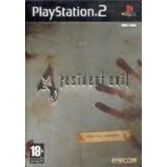 RESIDENT EVIL 4 COLLECTOR PS2 PAL-FR OCCASION