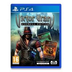 VICTOR VRAN OVERKILL EDITION PS4 FR NEW